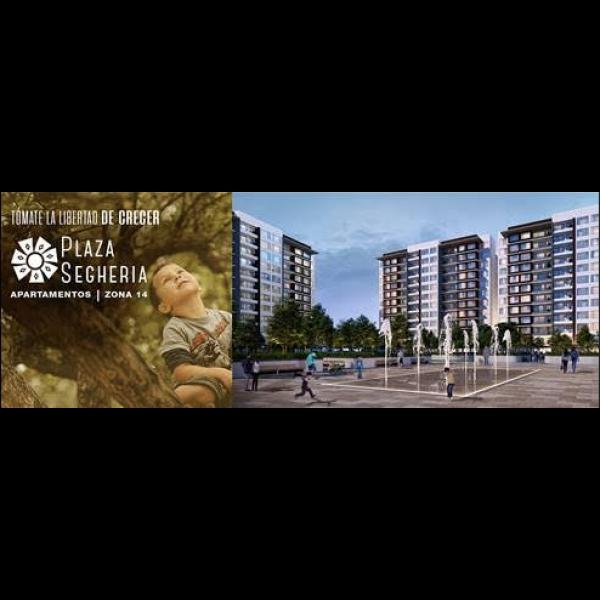 Proyecto en venta  zona 14 Plaza Segheria