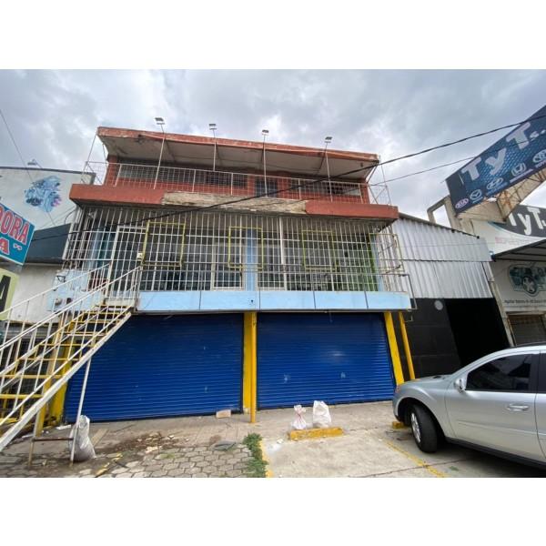 Ofibodega en renta zona 11 sobre la Aguilar Batres