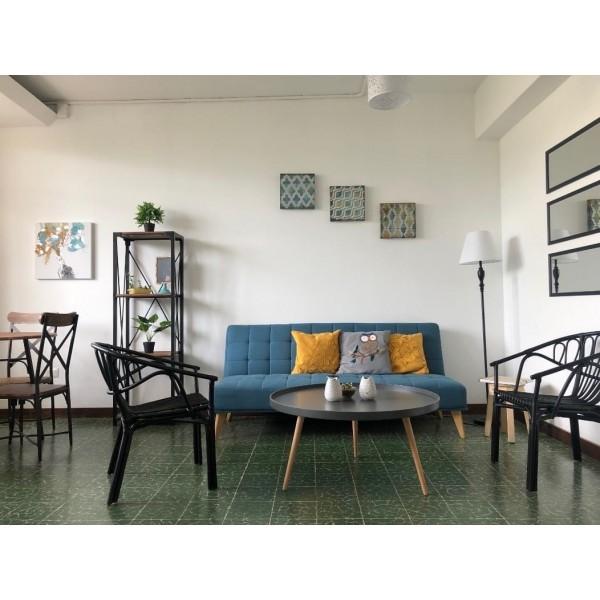 Se Renta Apartamento Amueblado y Equipado Zona 1