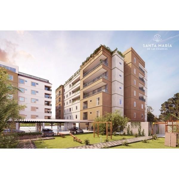 Apartamento en Venta Santa María de las Charcas zona 11