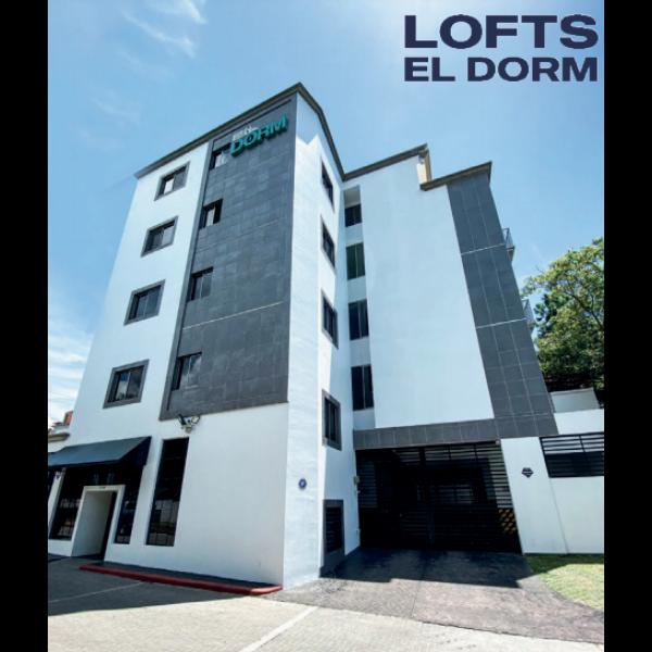 Apartamento tipo Loft amueblado en renta zona 16