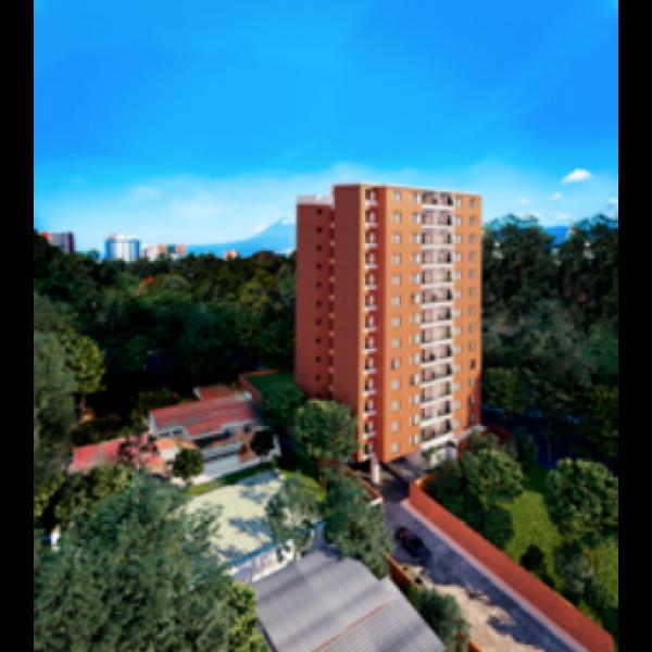 Apartamento en Renta zona 10 / Casa Acueducto