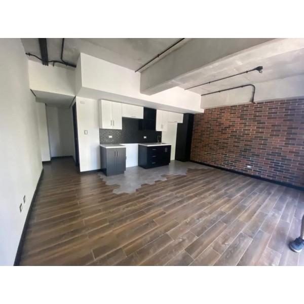 Apartamento en renta y venta zona 14 / la villa