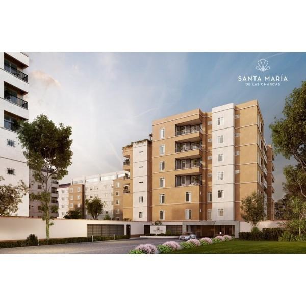 Apartamentos en Venta Santa María de las Charcas