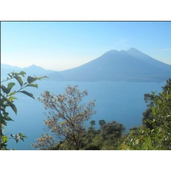 Terreno y cabaña en venta Montaña Atitlan / Sololá