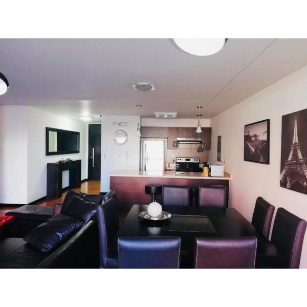 Apartamento amueblado y equipado en Venta zona 14