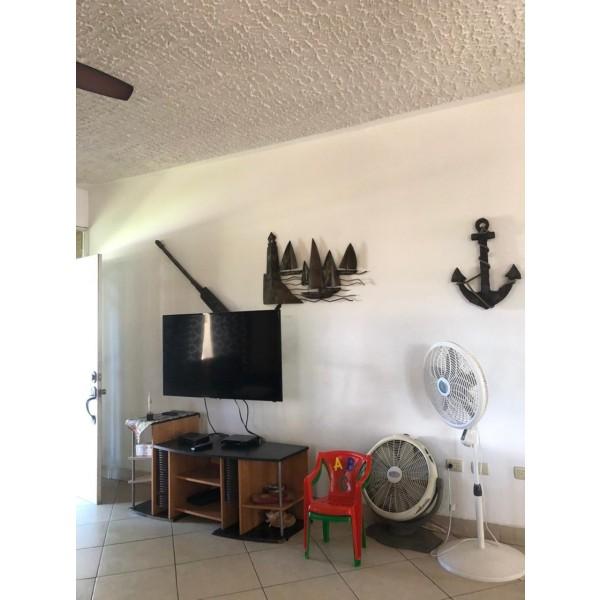 Casa amueblada en renta Puerto San José