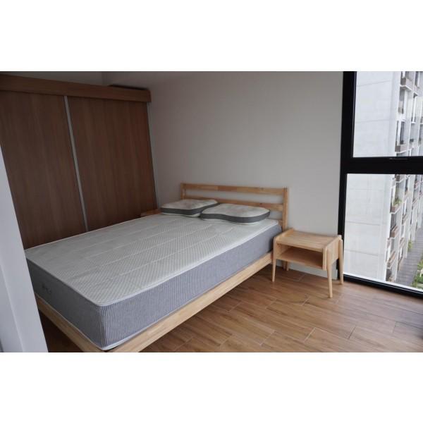 Apartamento amueblado en renta en zona 4